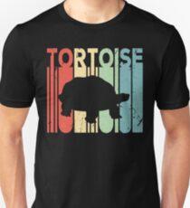 Tortoise Vintage Retro Unisex T-Shirt