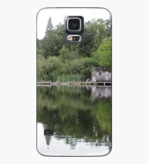 Old Boat House Case/Skin for Samsung Galaxy