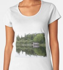 Old Boat House Women's Premium T-Shirt