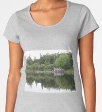Old Boat House Women's Premium T-Shirt