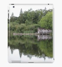 Old Boat House iPad Case/Skin