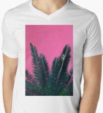 Vaporwave Aesthetic Palm Trees T-Shirt