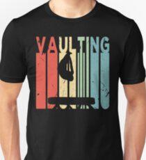 Vaulting Vintage Retro Unisex T-Shirt