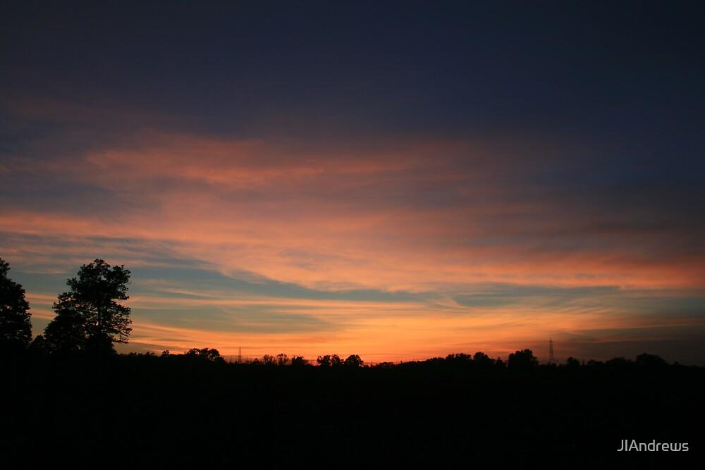 The wonderful sky by JlAndrews