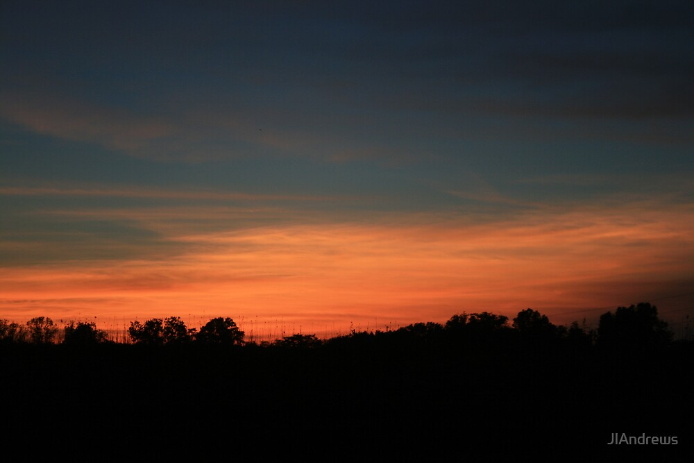 The Ending to a beautiful Day by JlAndrews
