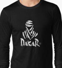 Rally Paris Dakar Merchandise Long Sleeve T-Shirt
