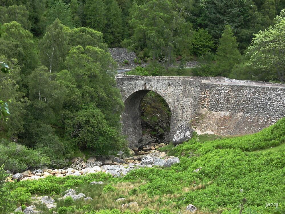 Bridge Near Golspie by jacqi