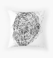 'Despondent' Throw Pillow