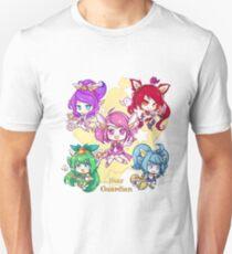 Star Guardian Lulu Tristana Lux Poppy Jinx  T-Shirt