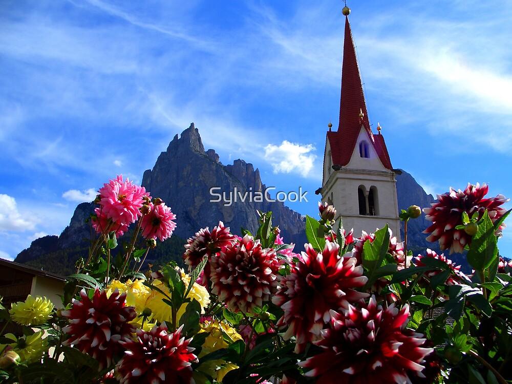 Italian Dolomites by SylviaCook