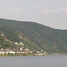 The Rhein And Burg Gutenfels by BigAl1