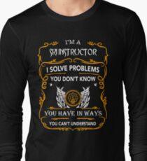 SKI INSTRUCTOR Long Sleeve T-Shirt