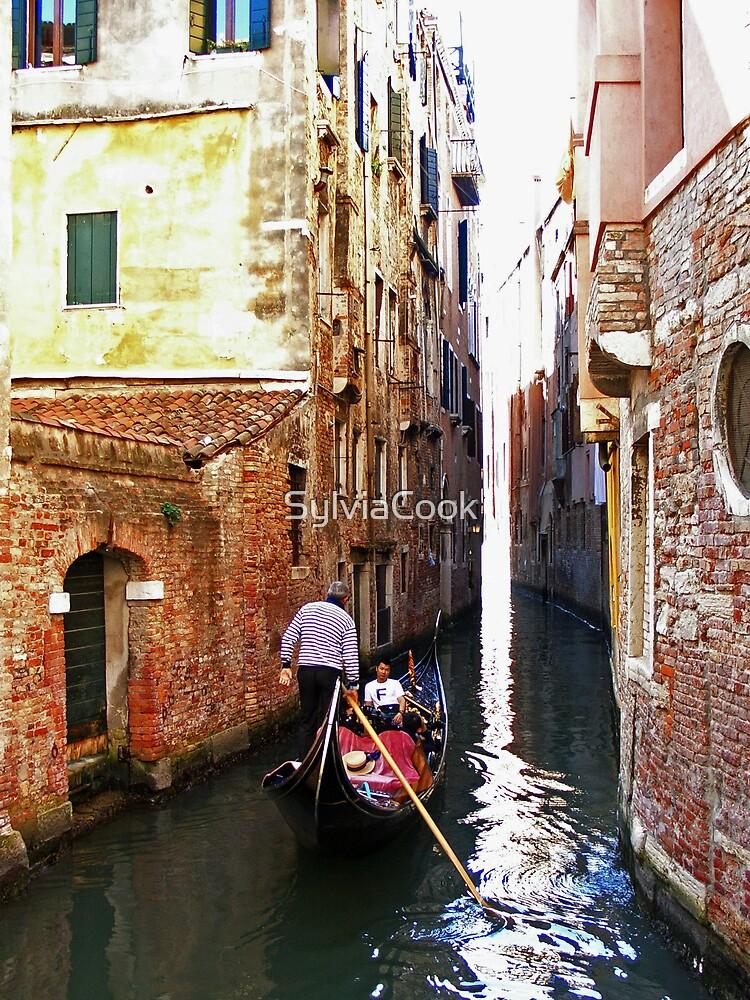 Gondola ride by SylviaCook
