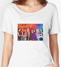 GIRLS GENERATION - HOLIDAY NIGHT Women's Relaxed Fit T-Shirt