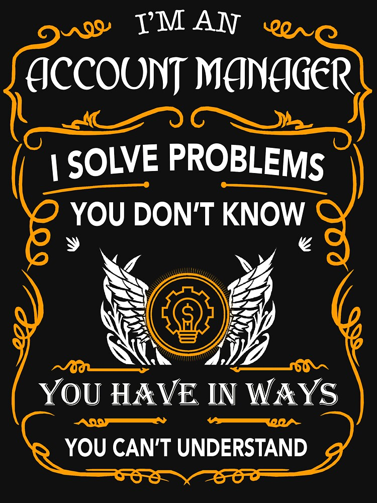 ACCOUNT MANAGER by mackenerza
