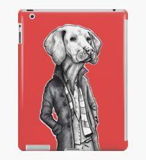 Vizsla (RED) iPad Case/Skin