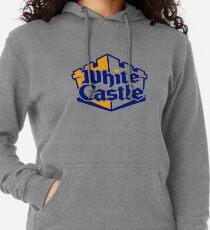 White castle logo Lightweight Hoodie