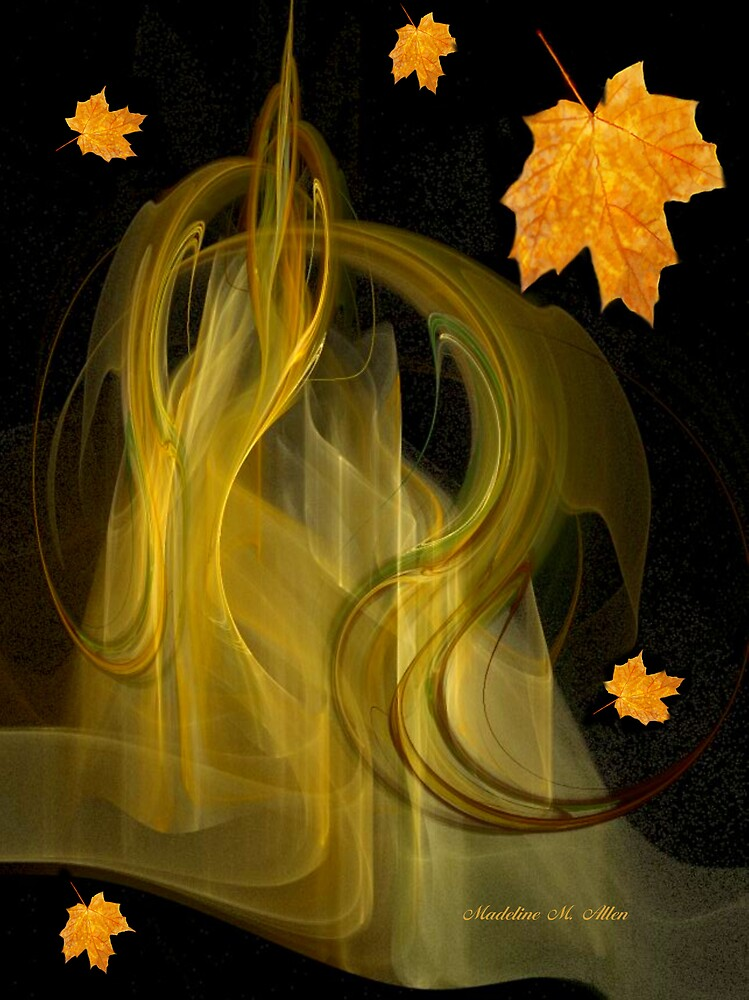 GOLDEN WISP by Madeline M  Allen