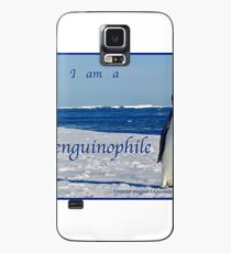 I am a Penguinophile Case/Skin for Samsung Galaxy