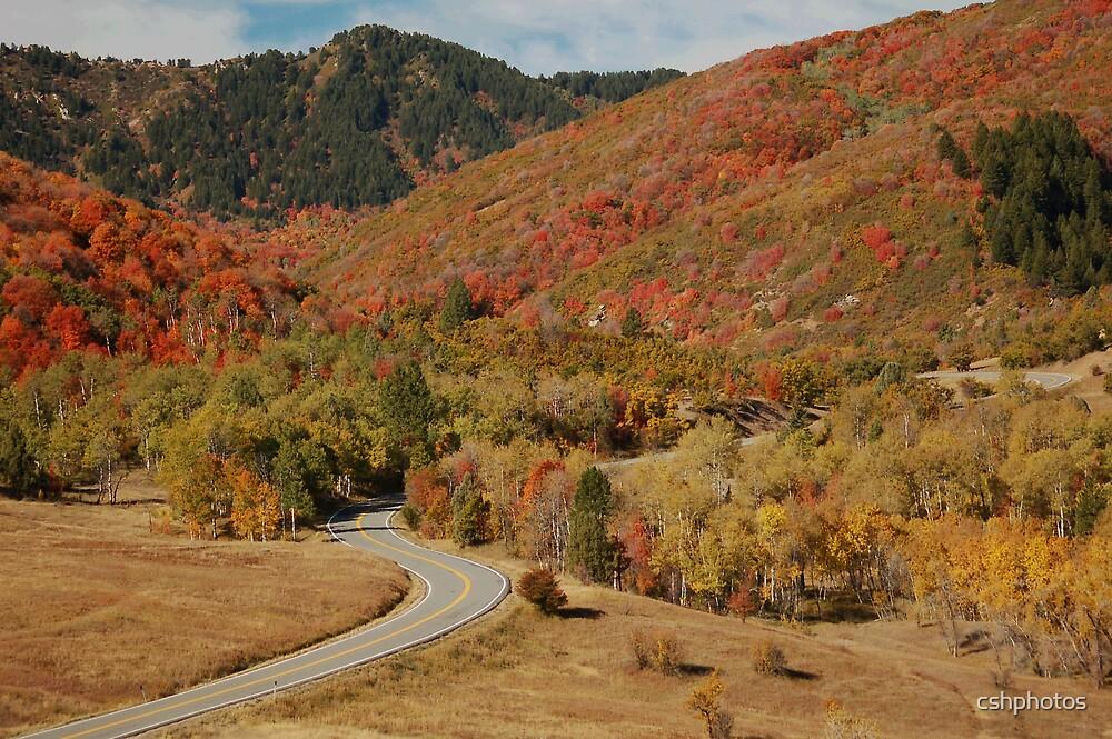 Northern Utah, Fall 2007 by cshphotos