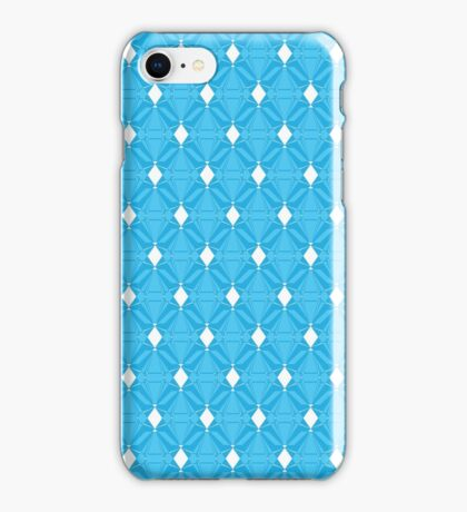 Abstract Emeralds [BLUE] iPhone Case/Skin