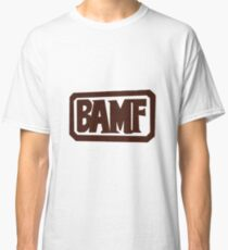 Jesse McCree- BAMF Classic T-Shirt