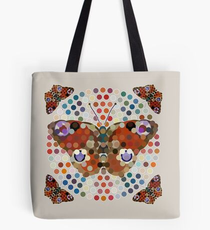 New Beginnings (Butterfly) Tote Bag