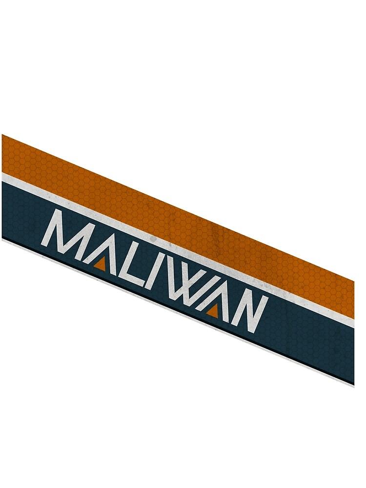 Borderlands Maliwan Logotipo de Sopheric