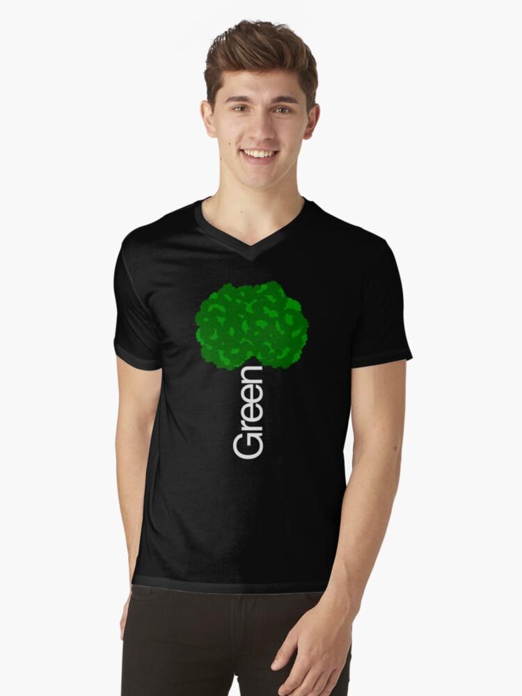 Green Tree II by webart