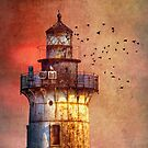 The Lighthouse by WickedLola