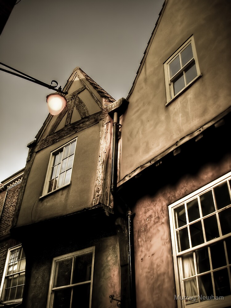..somewhere in York.. by Murray Newham