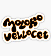 Moloko Vellocet Sticker