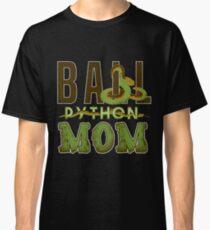 Ball Python Mom Classic T-Shirt