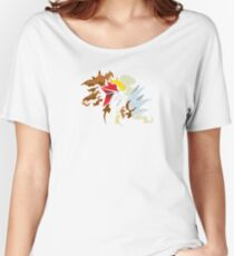 Pokemon: Entei Women's Relaxed Fit T-Shirt