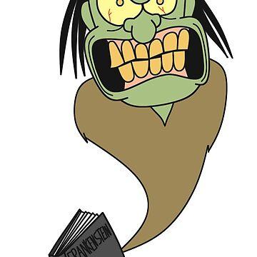 Literary Monsters - Frankenstein's Monster by MrMee