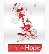 New Labour, New Hope Poster