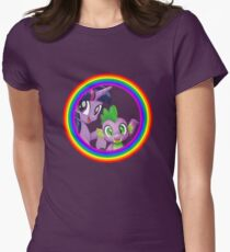 my little pony twilight and spike T-Shirt