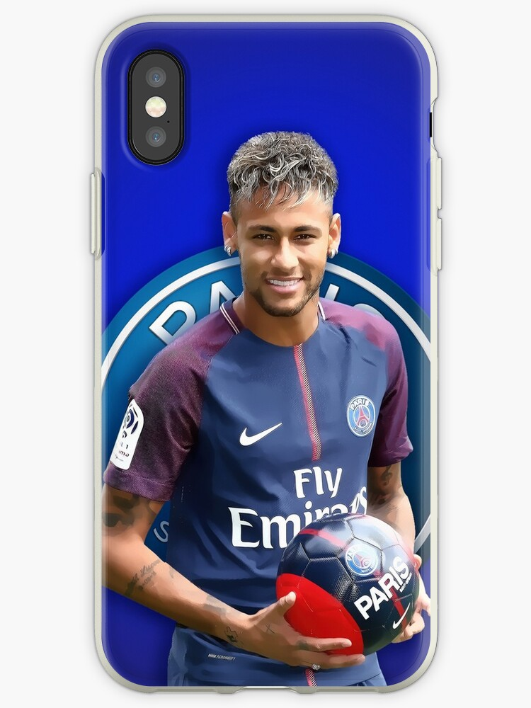 141f2c0693996 'PSG Neymar' iPhone Case by Jxko