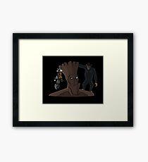 I Am Caesar Framed Print