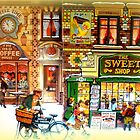 The old coffee house and sweet shop  by ©The Creative  Minds