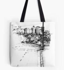 Paddington Streetscape Tote Bag