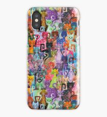 Pussies Galore 1 iPhone Case/Skin