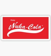 Enjoy Nuka Cola Sticker