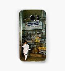 A Lobby in Mumbai Samsung Galaxy Case/Skin