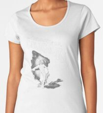 The cabinet of Dr Caligari Women's Premium T-Shirt