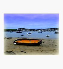 Instow Beach Photographic Print