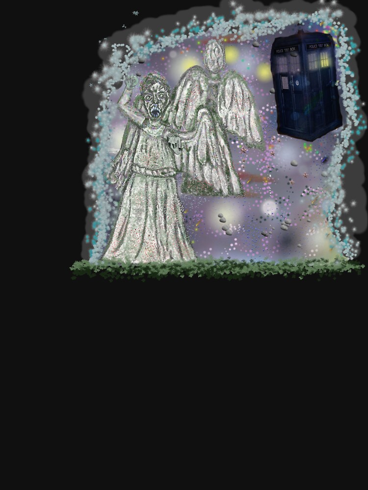 Don't blink weeping angels by Valiante