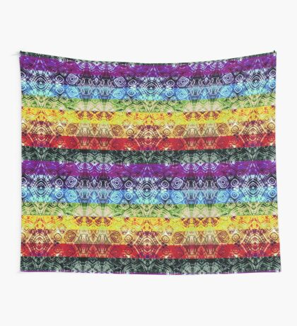 Zen Toute Bagaille Wall Tapestry