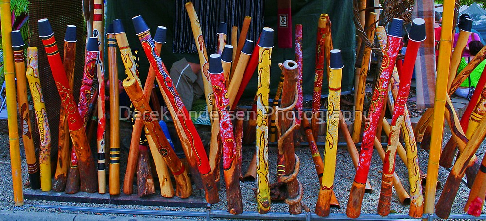 Didgeridoo by Derek Andersen Photography