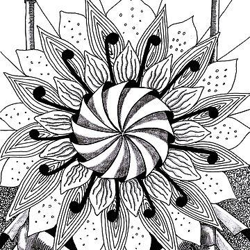 Sunflower Synopsis by dragonflydi